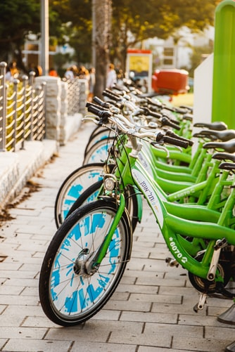 Tel Aviv electric bikes for hire